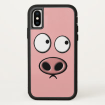 Pig Phone iPhone X Case