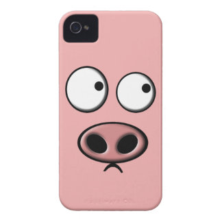 Pig Phone iPhone 4 Case-Mate Case