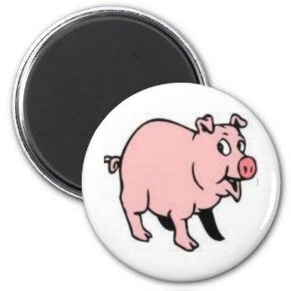 pig pig refrigerator magnet