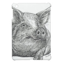 Pig Piglet Case For The iPad Mini