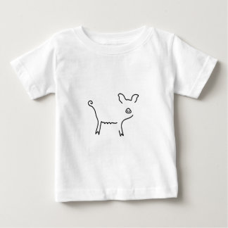 pig piglet sow baby T-Shirt