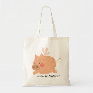 Pig Possibilities Tote Bag