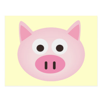 Pig Post Cards