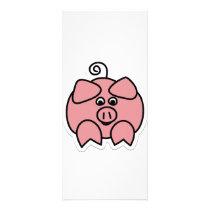pig rack card