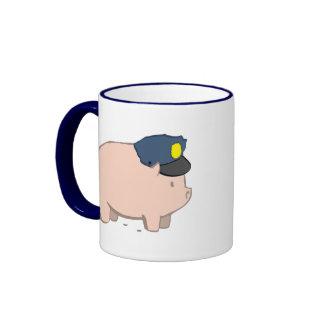 Pig Ringer Coffee Mug