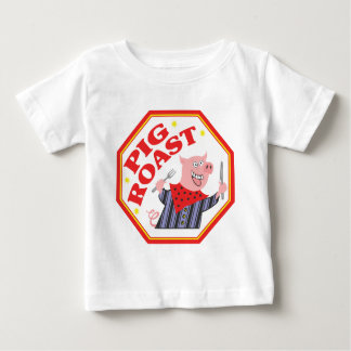 Pig Roast Baby T-Shirt