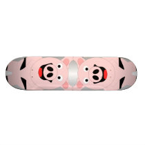 Pig Skateboard