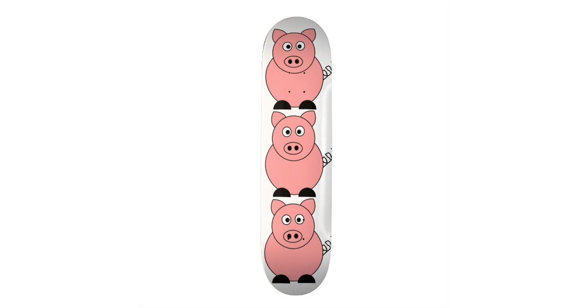Z Pig Skateboard Pig Skateboard | Zazzl...