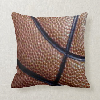 Pig skin basketball pattern with lines pillows