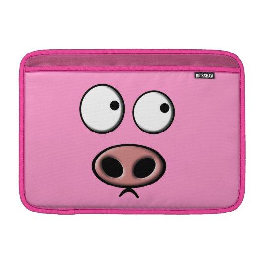Pig Sleeve For MacBook Air