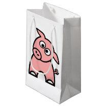 Pig Small Gift Bag