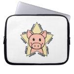 Pig Star Laptop Sleeves