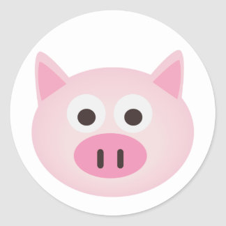 Pig Stickers