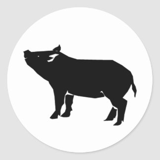 Pig Sticker