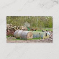 Pig Sty in Countryside & Farmland Business Card