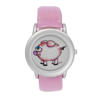 Pig Style Watch
