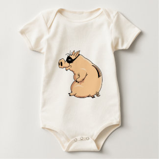 Pig Thief Baby Bodysuit