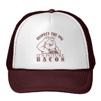 PIG TO BACON hat - choose color