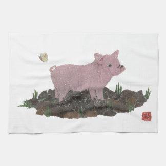 Pig Towels
