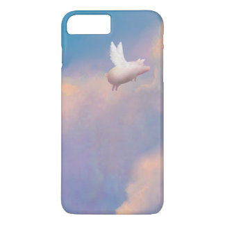 pig with wings iPhone 7 plus case
