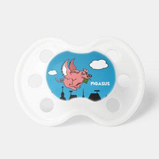 Pigasus Baby Pacifiers