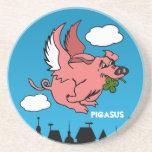 Pigasus Beverage Coasters