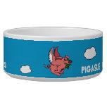 Pigasus Dog Bowl