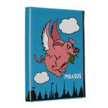 Pigasus iPad Folio Case