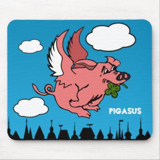 Pigasus Mouse Pad