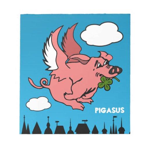Pigasus Note Pads