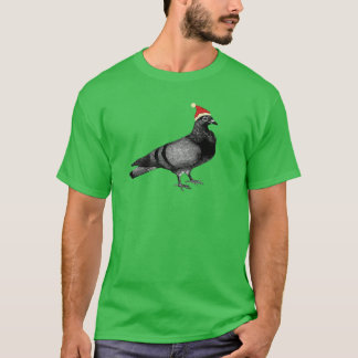 pigeon christmas T-Shirt