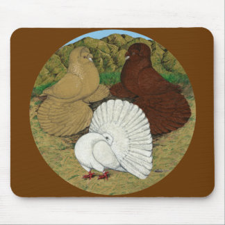 Pigeon Combo Mouse Pad