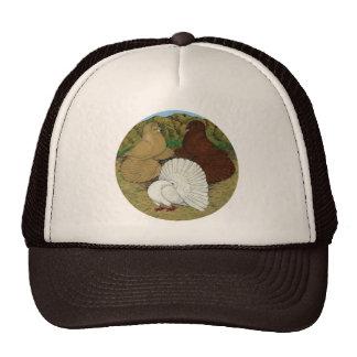 Pigeon Combo Trucker Hat