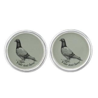 Pigeon Cufflinks