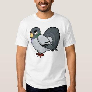 Pigeon Design T Shirt