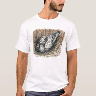 Pigeon Family T-Shirt