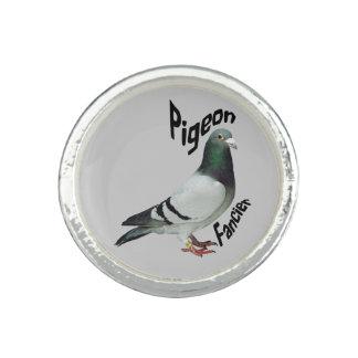 Pigeon Fancier Ring