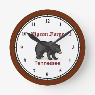 Pigeon Forge Tennessee Clock