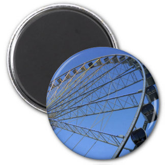 Pigeon Forge Wheel Magnet
