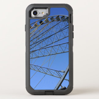 Pigeon Forge Wheel OtterBox Defender iPhone 7 Case