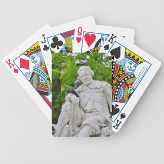 Pigeon Friend Deck Of Cards