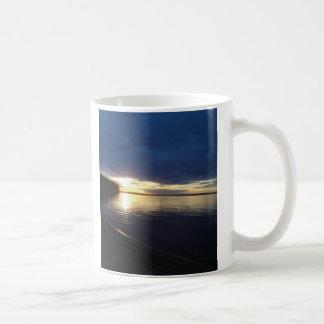 Pigeon Lake Coffee Mug