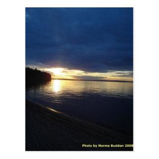 Pigeon Lake Postcards
