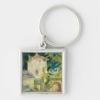 Pigeon Loft at the Chateau du Mesnil, Juziers Keychain