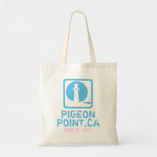 Pigeon Point California Tote Bag