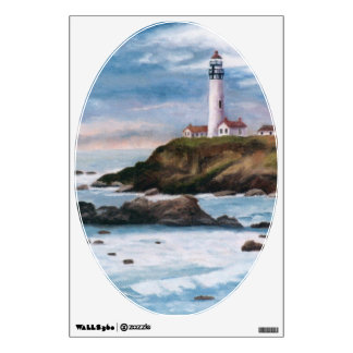 Pigeon Point Light Wall Decal
