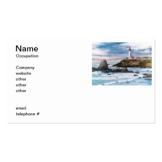 Pigeon Point Lighthouse Business Cards