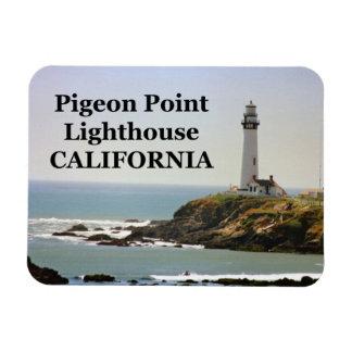 Pigeon Point Lighthouse, California Flexi-Magnet Rectangular Photo Magnet