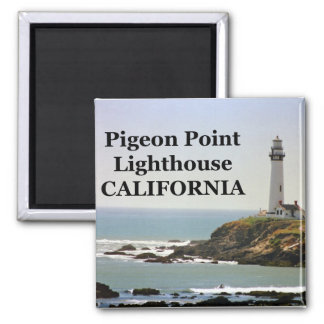 Pigeon Point Lighthouse, California Magnet