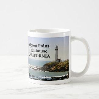 Pigeon Point Lighthouse, California Mug